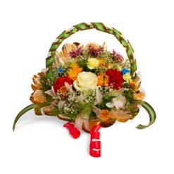 Send basket of flowers to Ukraine