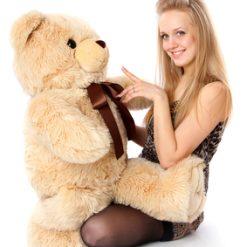 Send large teddy bear