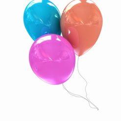 send helium balloons to ukraine